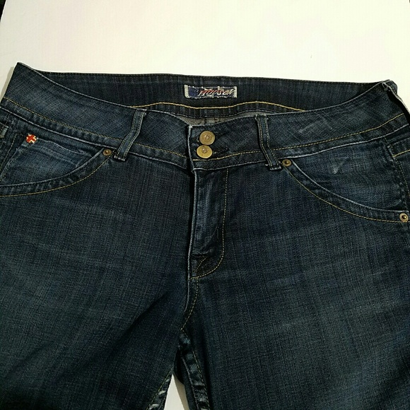 Hudson Jeans Denim - HUDSON W170DHA Boot Cut Flare Jeans Size 31